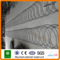 Competitive Price double-twist barbed wire screwed