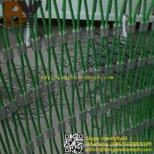 Resistencia a la corrosión Flexible SSS04 Cable Netting Balustrades Safety