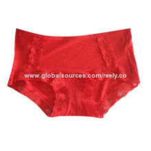 Women's Boyshorts, Made of 95% Cotton and 5% Elastane, Various Colors Available