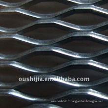Filetage en maille métallique étiré de bonne qualité (de l'usine)