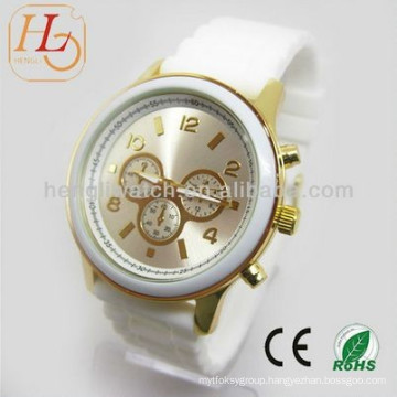 Hot Fashion Silicone Watch, Best Quality Watch 15043