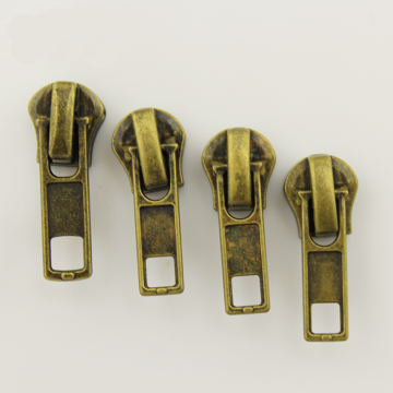5 Inch Zipper #8 Alloy Slider for Jackets