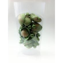 Resorte decoraciones-concha perla