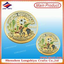Фантастическая эмблема отличное качество металла монеты с класса дизайн