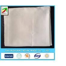100% cotton 14x14 60x60 white fabrics