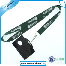 Wholesale Polyester Lanyards ID Badge Holder