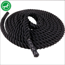 "1.5"" 50ft rope nylon battle rope"