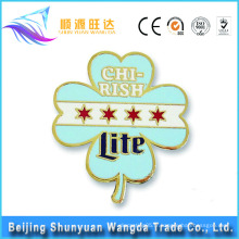 Les fabricants de badges en Chine produisent un badge OEM Pin Pin