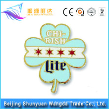 China Badge Makers Produce OEM Metal Pin Badge