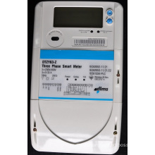 Three Phase Prepaid Smart Meter