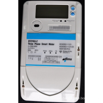 Three Phase Prepaid Smart Meter