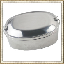 Stainless Steel Mess Tin, Lunchbox