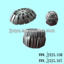 disipador de calor de aluminio ligero led