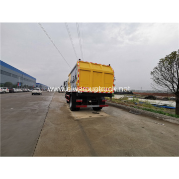 Rear Loader Compactor Garbage Truck Capacity