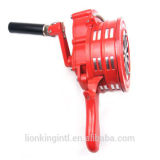 LION KING signal sirens, Hand Operated Siren LK-100,manual alarm,hand crank sirens,Metal sirens
