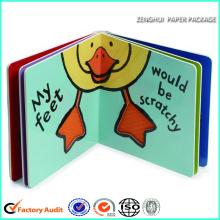 Reka bentuk baru muncul buku untuk bayi