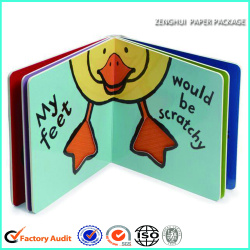 New design pop up books for babies