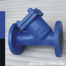 Cast Steel & Forged Steel Y Strainer with RF/Bw/Sw/NPT Ends