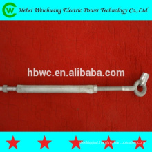 power fitting stay rod
