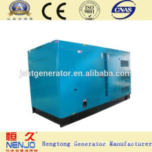 Low Noise 250KVA Yuchai 50HZ/60HZ Diesel Alternator Set