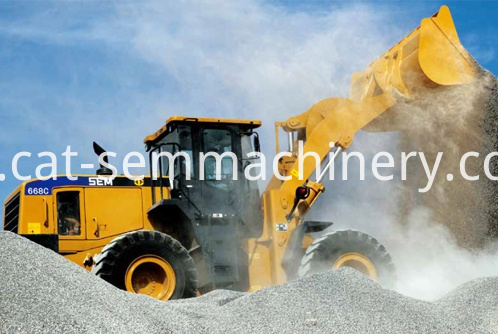 sem wheel loader