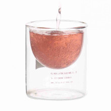2017 Best Sales Drinking Glass Cup 100ml