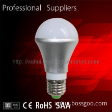 from China EMC E27 base 5w led light bulbs for home