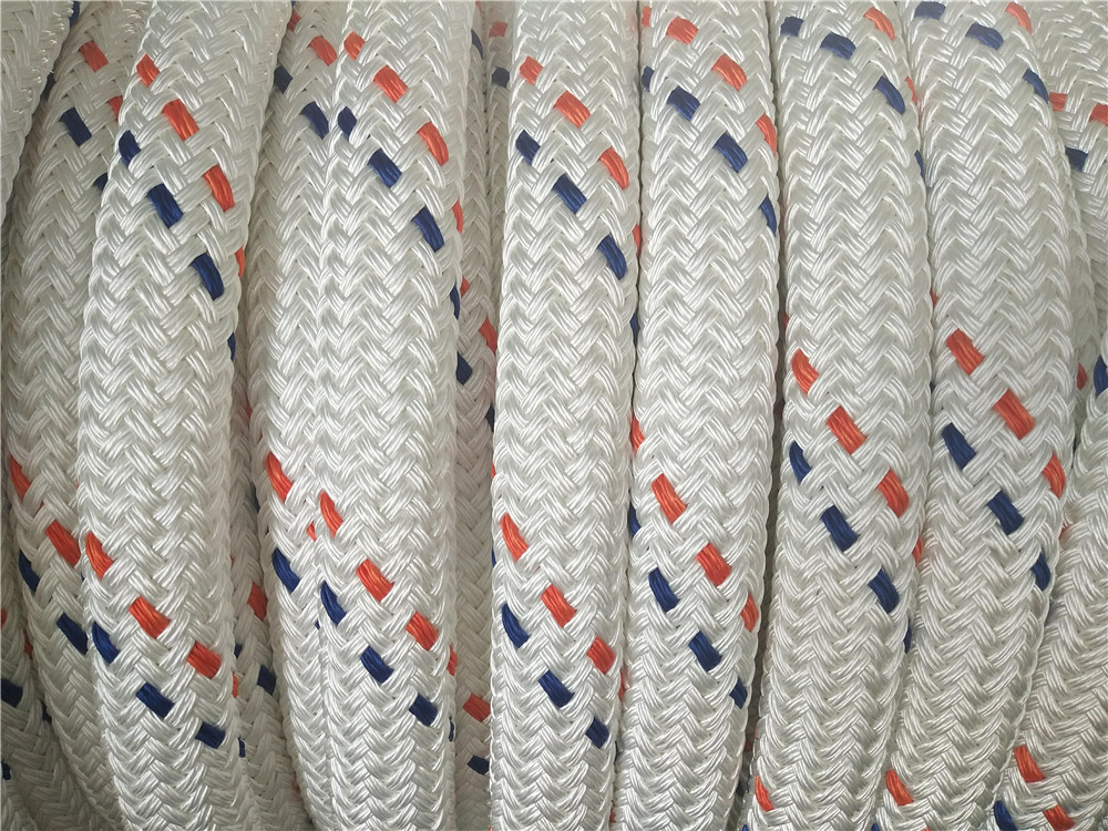 Polyester Double Braided Rope