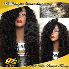 fast shipping 8-26inch support custom accept paypal bleached knots hand tied lace real brazilian hair wigs for sale
