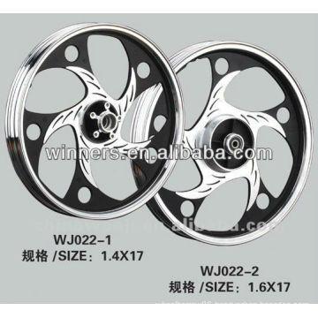 alloy wheels for bikes