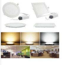 LED round panel light with CE&ROHS