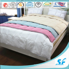 Hotel Sale Duck Down Feather Filled Four Season Quilt