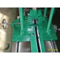 stud and track ceiling keel forming machine