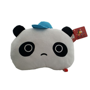 plush original panda  car pillow