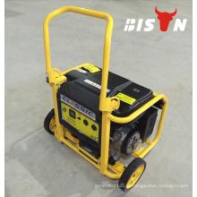 BISON (CHINA) Gerador da fábrica de Taizhou 3kw 3 Fase Gerador da CA
