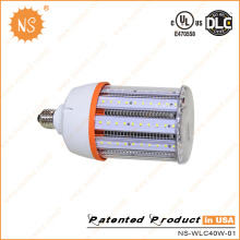 UL Dlc IP64 110V-277VAC 5000k E39 E40 6000lm 40W LED Birne