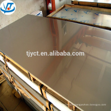 S30408 / 304 0.2mm thick stainless steel sheet