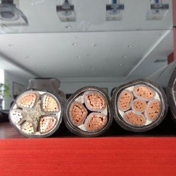 Zwei Adern Kupferleiter XLPE Isoliertes 35mm Netzkabel
