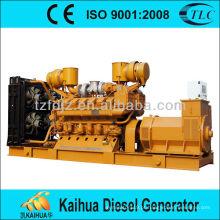China Marca 800Kva Jichai gerador diesel Conjunto CE certificado