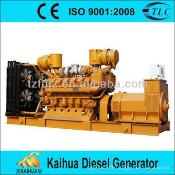 China Brand 800Kva Jichai diesel generator Set CE certified