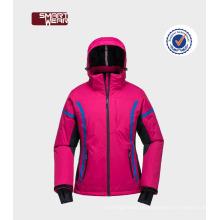 Lady neuesten Winter Kletter Frauen Skibekleidung entwerfen Sie Ihre eigene Skijacke
