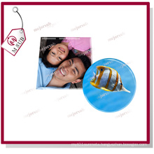 Sublimation Customize Glass Coaster Round and Square