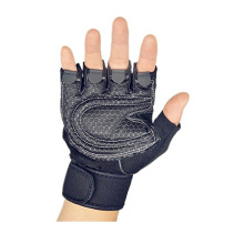 New Custom Half Finger Weightlifting Dumbbell Gloves