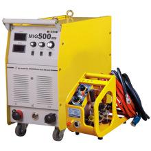 Wechselrichter MIG / MMA Schweißmaschine MIG500I