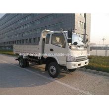 Hot Selling! ! ! 110HP Tipper 5000kg 4X4 Mini Dumper Truck with Best Price 5 Ton