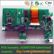 O PWB do conjunto do smt levanta o conjunto da placa de circuito impresso do conjunto do PWB
