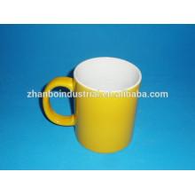 Taza de cerámica y taza de café para la promoción