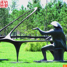 2016 Nouvelle sculpture Bronze Sculpture Art Bronze Portrait Sculpture For Garden