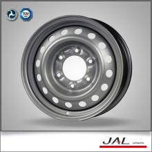 China de buena calidad de acero de la rueda de acero 15x6.5 llantas auto