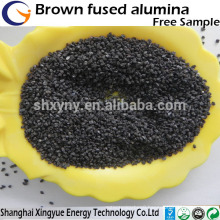Brown Fused Alundum /BFA for shot blasting